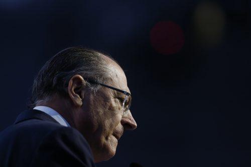 A santidade de Alckmin