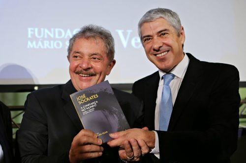 A conexão Portugal de Lula e José Dirceu