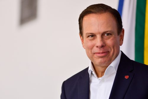 As gargalhadas de Doria