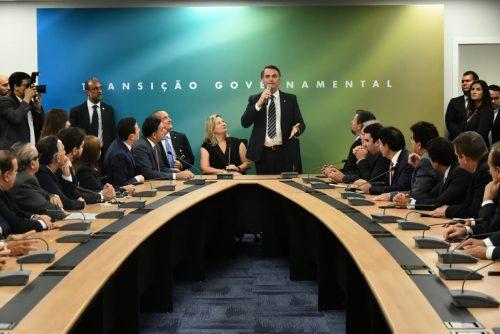 Rafael Carvalho/Gabinete de Transição