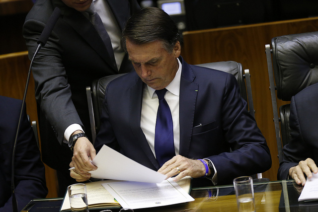 Bolsonaro vai despachar do hospital - Crusoé