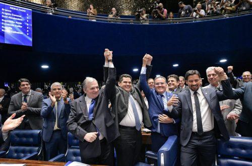 O circo e a derrota histórica de Renan