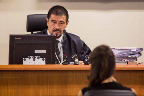 O juiz de Flávio