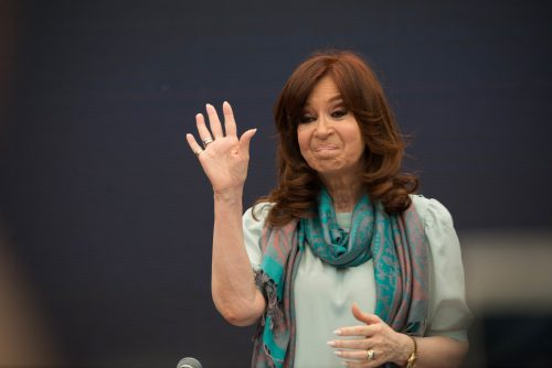 A jogada de Cristina