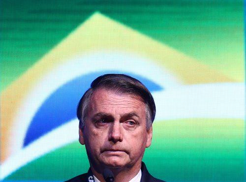 Bolsonaro sob pressão