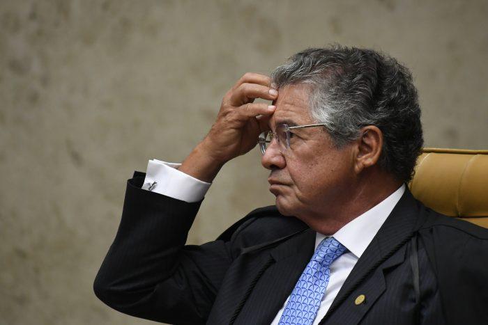 Marco Aurélio Mello soltou pelo menos 79 presos com critério usado no caso  André do Rap - Crusoé