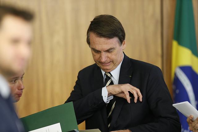 Resultado de imagem para reunião de bolsonaro com deputados do psl