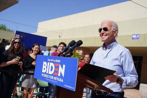 A virada de Biden