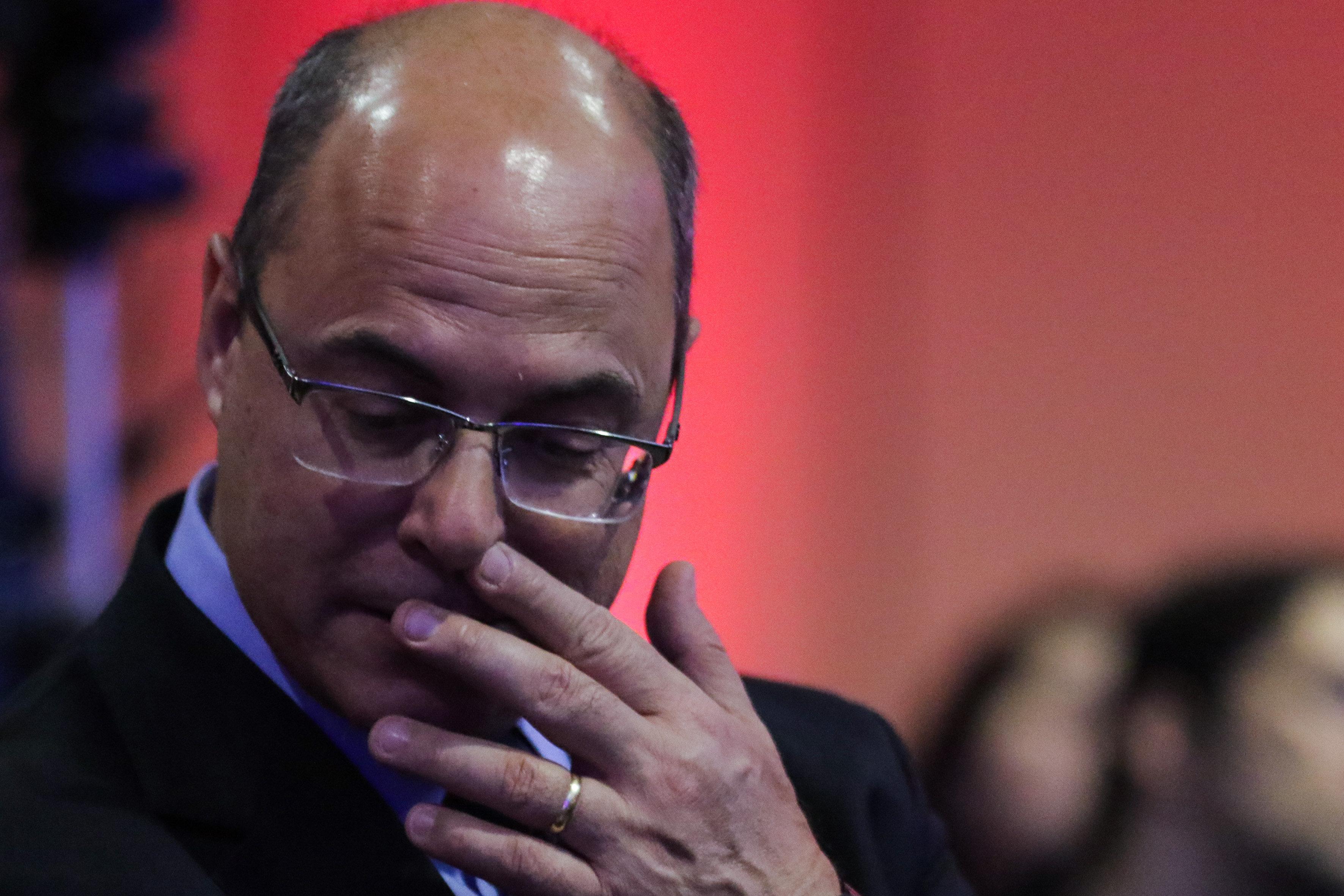 Corte Especial do STJ decide na quarta-feira se mantém afastamento de Witzel