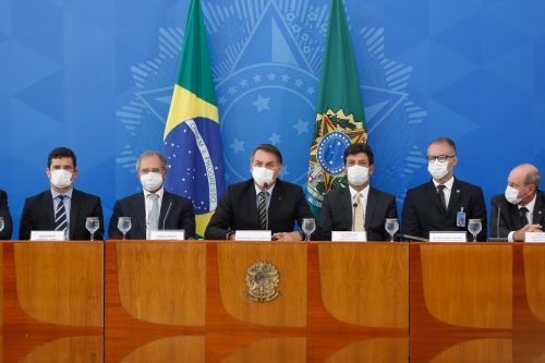 A guerra brasileira