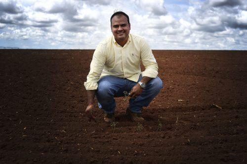Zé Carlos, o agricultor