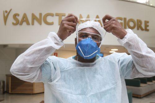 Oliveira, o enfermeiro