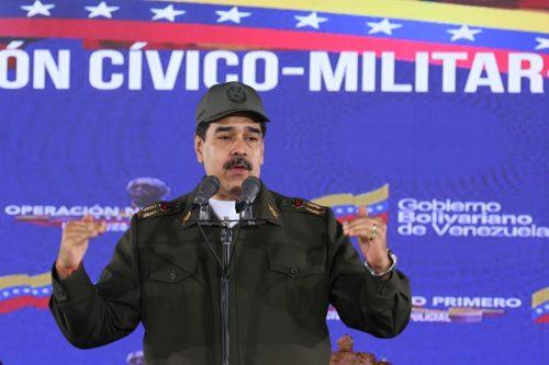O samba de Maduro