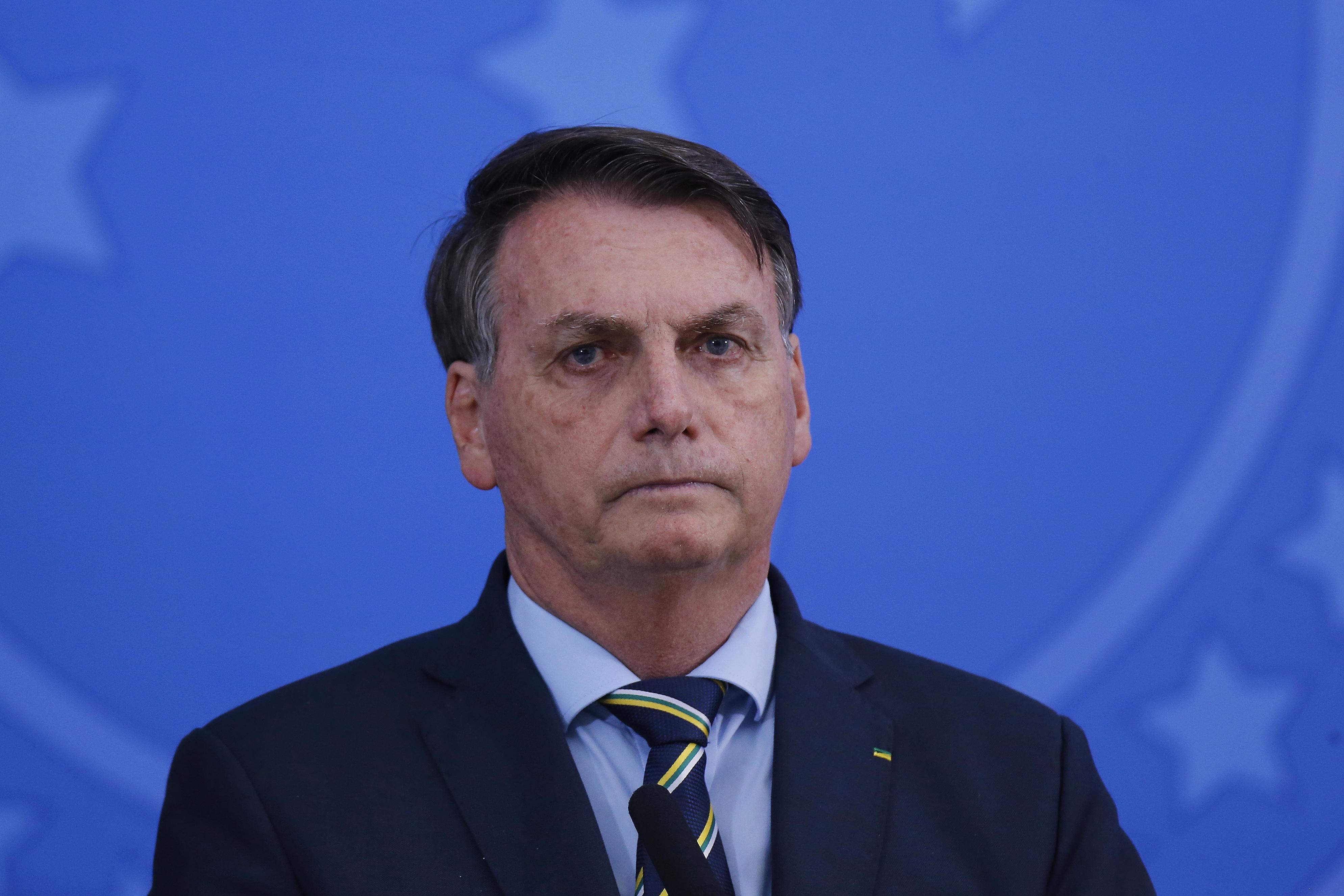 Bolsonaro diz que criação da Aliança está mantida e que não se filiará a outro partido este ano