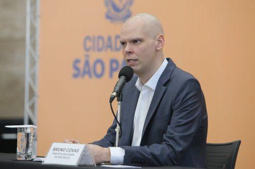 André Bueno/Câmara de SP