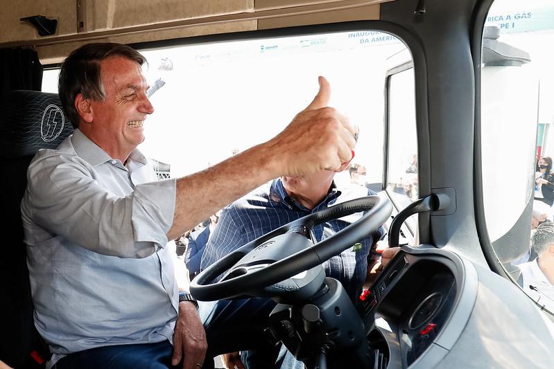 Bolsonaro nega preocupação com 2022 e anuncia viagem a mais dois estados esta semana