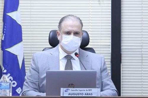 Antonio Augusto/Secom/PGR