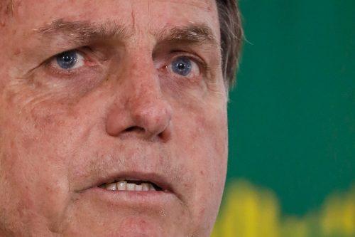 Bolsonaro ilhado