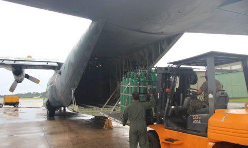 Divulgação/Aeronáutica