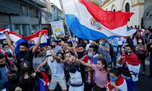 O grito paraguaio