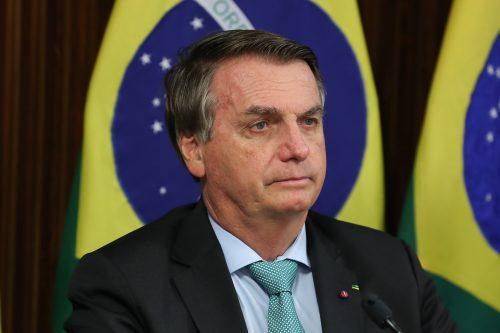 Os encontros secretos de Bolsonaro