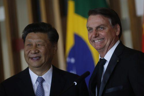 Como a China está comprando o Brasil