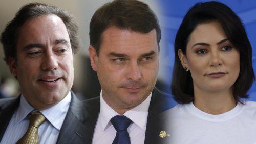 A Caixa dos Bolsonaro